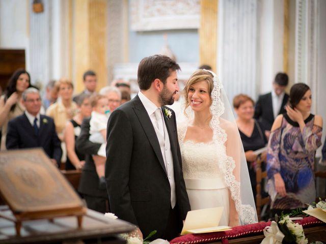 Il matrimonio di Giuseppe e Floriana a Canicattì, Agrigento 13