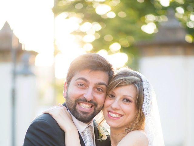 Il matrimonio di Giuseppe e Floriana a Canicattì, Agrigento 15