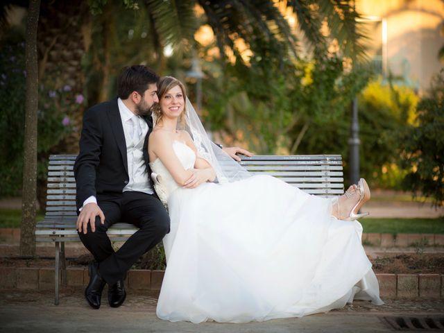 Il matrimonio di Giuseppe e Floriana a Canicattì, Agrigento 20