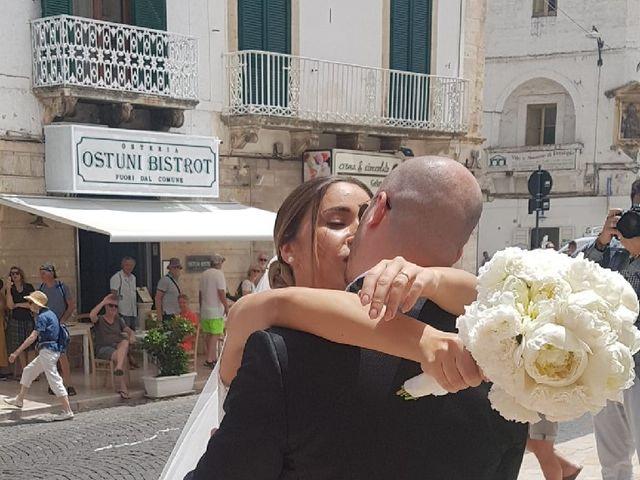 Il matrimonio di Nico e Natasha  a Ostuni, Brindisi 10