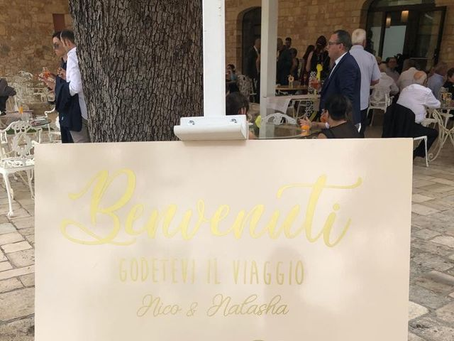 Il matrimonio di Nico e Natasha  a Ostuni, Brindisi 20