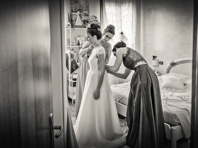 Il matrimonio di Nicola e Alessia a Quinto di Treviso, Treviso 19