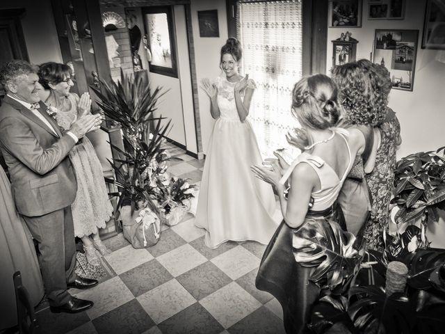 Il matrimonio di Nicola e Alessia a Quinto di Treviso, Treviso 25