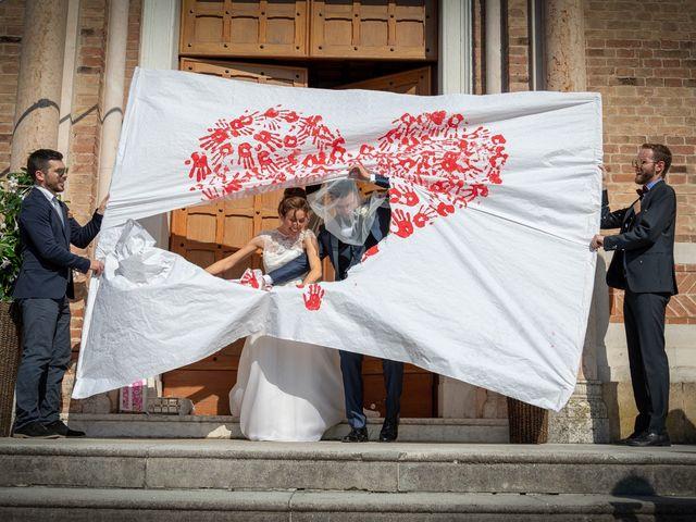 Il matrimonio di Nicola e Alessia a Quinto di Treviso, Treviso 76