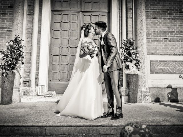Il matrimonio di Nicola e Alessia a Quinto di Treviso, Treviso 79