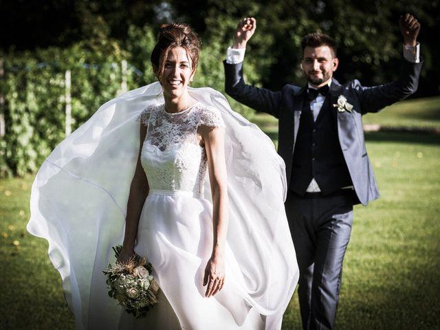 Il matrimonio di Nicola e Alessia a Quinto di Treviso, Treviso 106