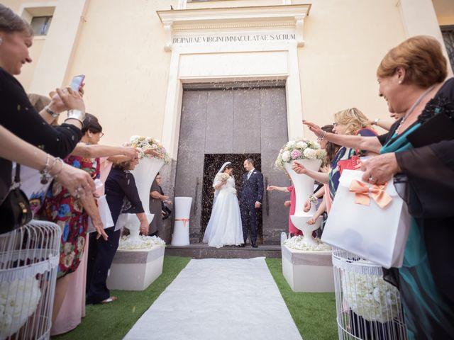 Il matrimonio di Nicola e Rossella a Napoli, Napoli 21
