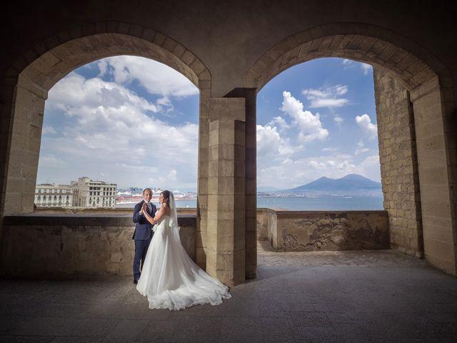 Il matrimonio di Nicola e Rossella a Napoli, Napoli 1