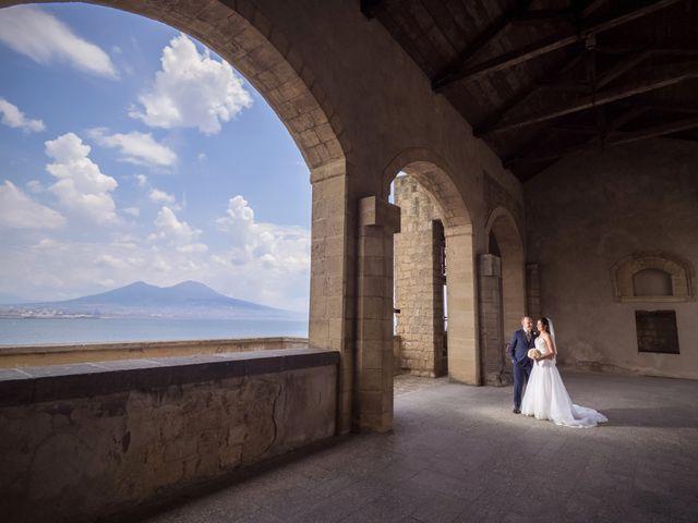 Il matrimonio di Nicola e Rossella a Napoli, Napoli 27