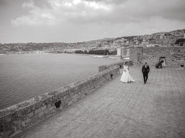 Il matrimonio di Nicola e Rossella a Napoli, Napoli 33