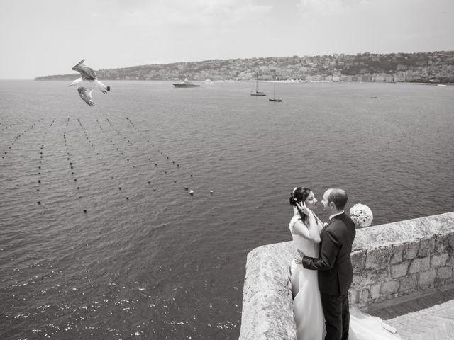 Il matrimonio di Nicola e Rossella a Napoli, Napoli 35