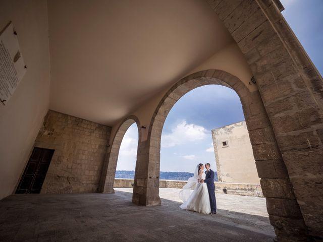 Il matrimonio di Nicola e Rossella a Napoli, Napoli 36