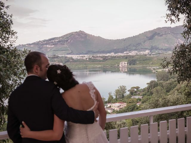 Il matrimonio di Nicola e Rossella a Napoli, Napoli 48