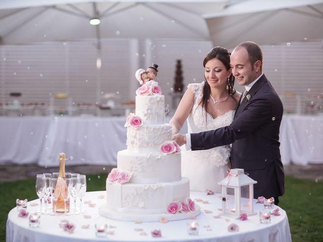 Il matrimonio di Nicola e Rossella a Napoli, Napoli 61