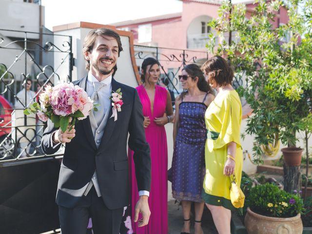 Il matrimonio di Jacopo e Mariella a Pula, Cagliari 21