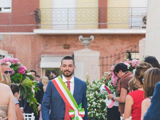 Il matrimonio di Jacopo e Mariella a Pula, Cagliari 32