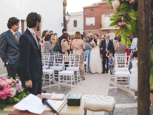Il matrimonio di Jacopo e Mariella a Pula, Cagliari 33