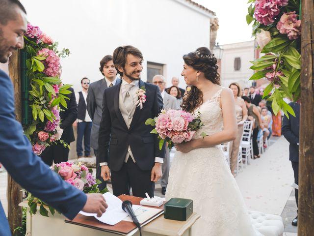 Il matrimonio di Jacopo e Mariella a Pula, Cagliari 34