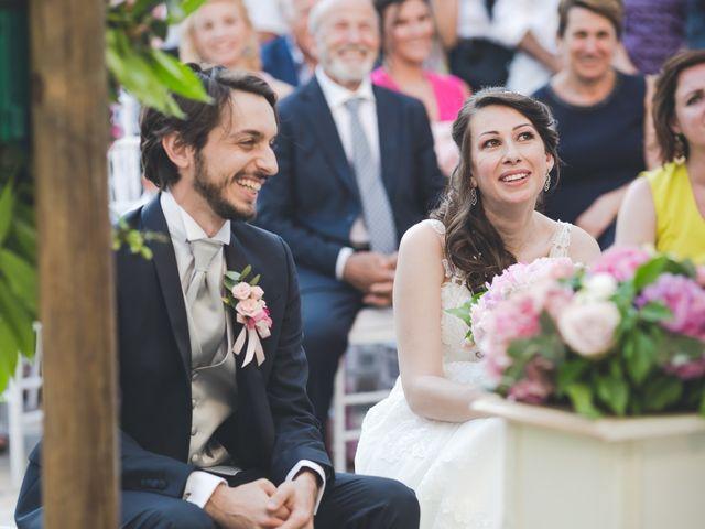 Il matrimonio di Jacopo e Mariella a Pula, Cagliari 36