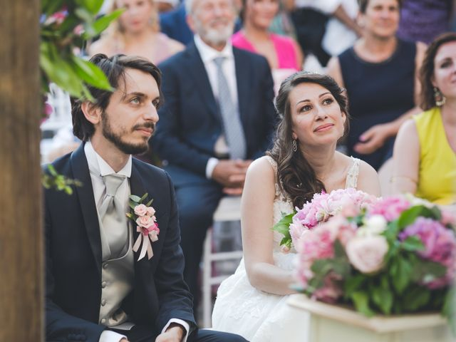 Il matrimonio di Jacopo e Mariella a Pula, Cagliari 37
