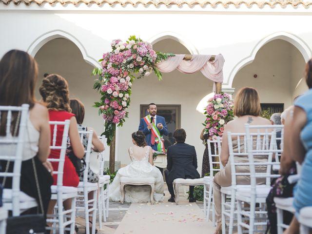 Il matrimonio di Jacopo e Mariella a Pula, Cagliari 38