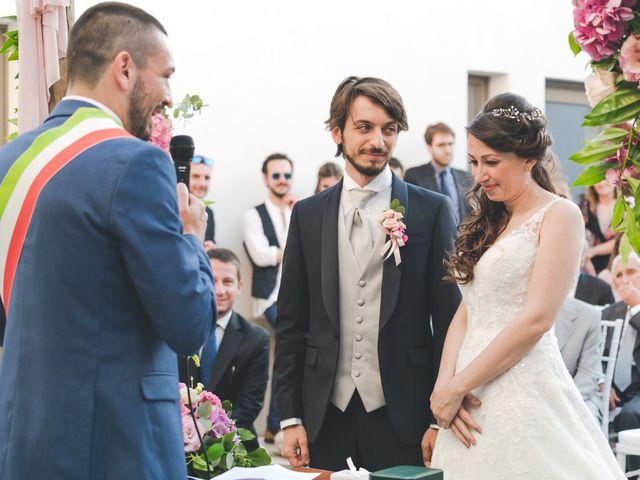 Il matrimonio di Jacopo e Mariella a Pula, Cagliari 39