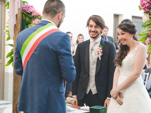 Il matrimonio di Jacopo e Mariella a Pula, Cagliari 40