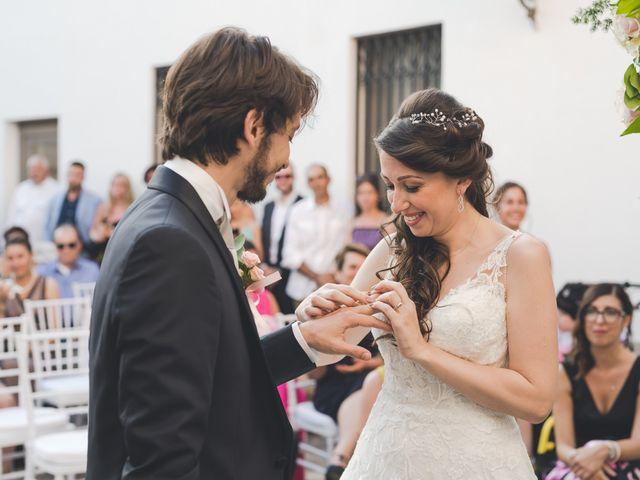 Il matrimonio di Jacopo e Mariella a Pula, Cagliari 43