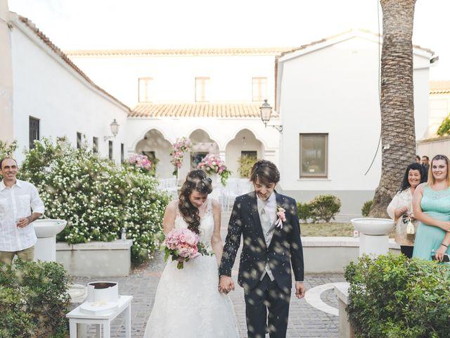 Il matrimonio di Jacopo e Mariella a Pula, Cagliari 52