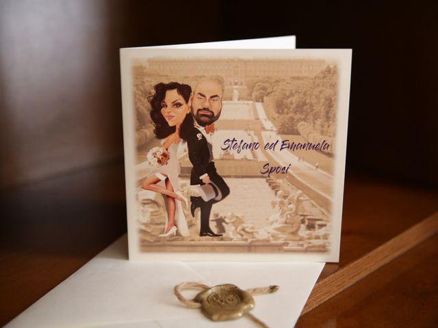 Il matrimonio di Stefano e Emanuela a Caserta, Caserta 4