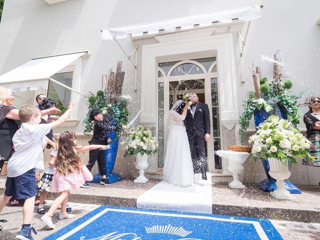 Il matrimonio di Stefano e Emanuela a Caserta, Caserta 18