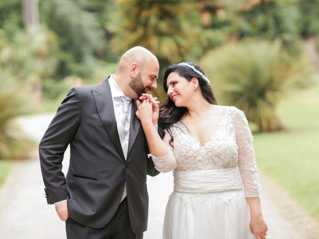 Il matrimonio di Stefano e Emanuela a Caserta, Caserta 20