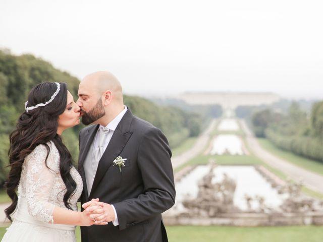 Il matrimonio di Stefano e Emanuela a Caserta, Caserta 1