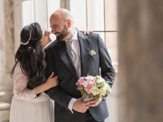 Il matrimonio di Stefano e Emanuela a Caserta, Caserta 35