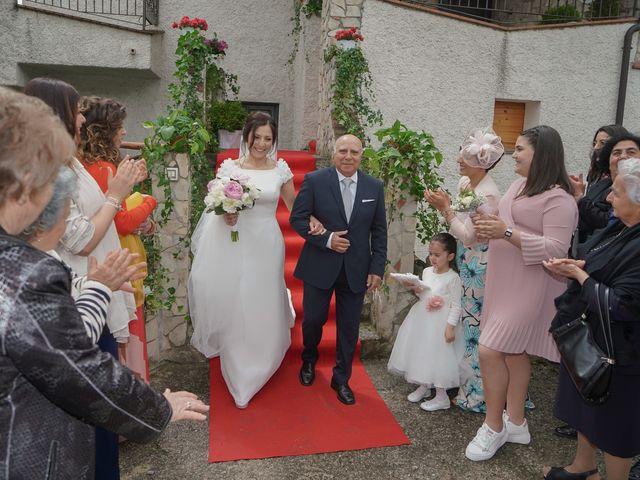 Il matrimonio di Danilo e Giovanna a Latronico, Potenza 13
