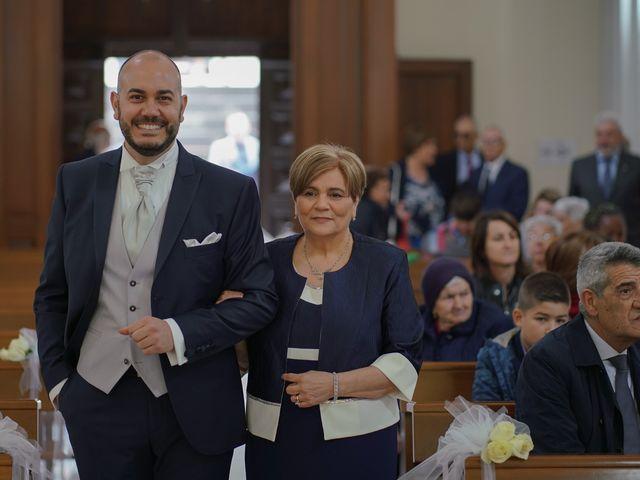 Il matrimonio di Danilo e Giovanna a Latronico, Potenza 14