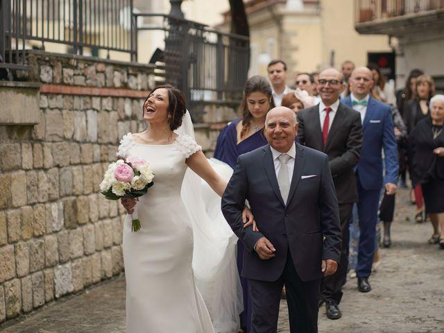 Il matrimonio di Danilo e Giovanna a Latronico, Potenza 16