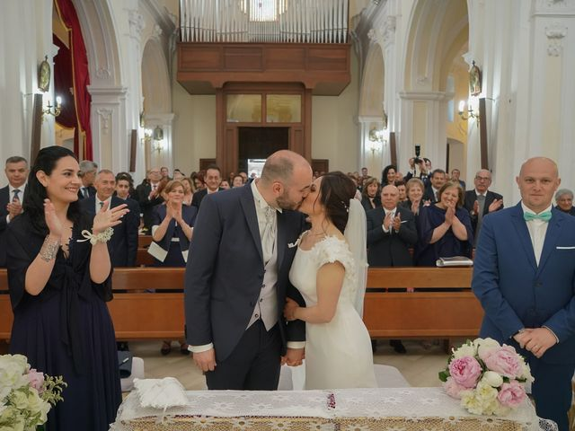 Il matrimonio di Danilo e Giovanna a Latronico, Potenza 18