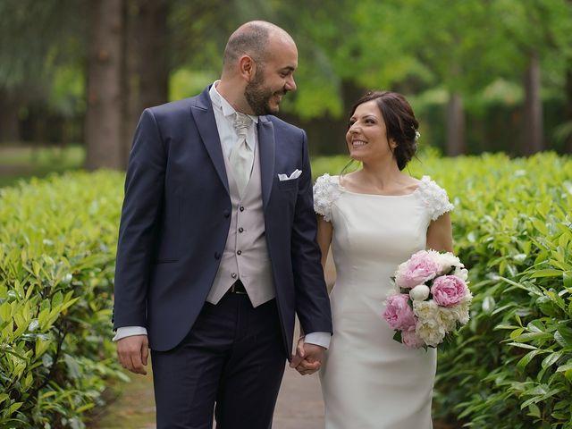 Il matrimonio di Danilo e Giovanna a Latronico, Potenza 25