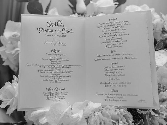 Il matrimonio di Danilo e Giovanna a Latronico, Potenza 38