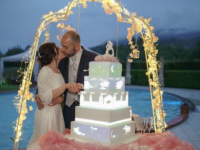 Il matrimonio di Danilo e Giovanna a Latronico, Potenza 42