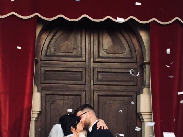 Il matrimonio di Samuele  e Eliana  a Cislago, Varese 12
