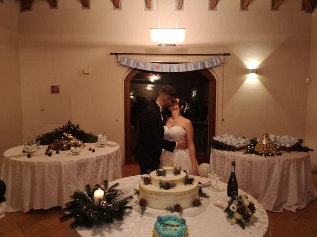 Il matrimonio di Samuele  e Eliana  a Cislago, Varese 19