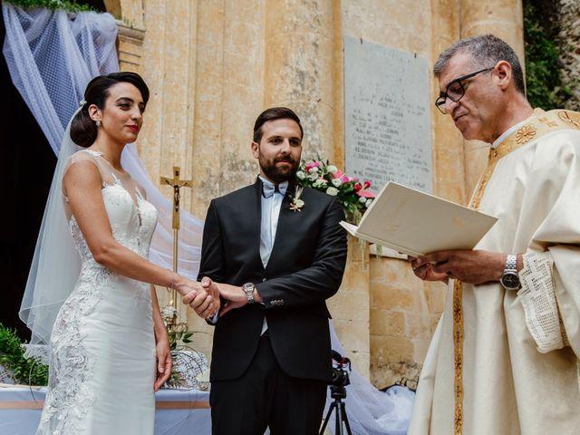 Il matrimonio di Giancarlo e Giulia a Noto, Siracusa 28