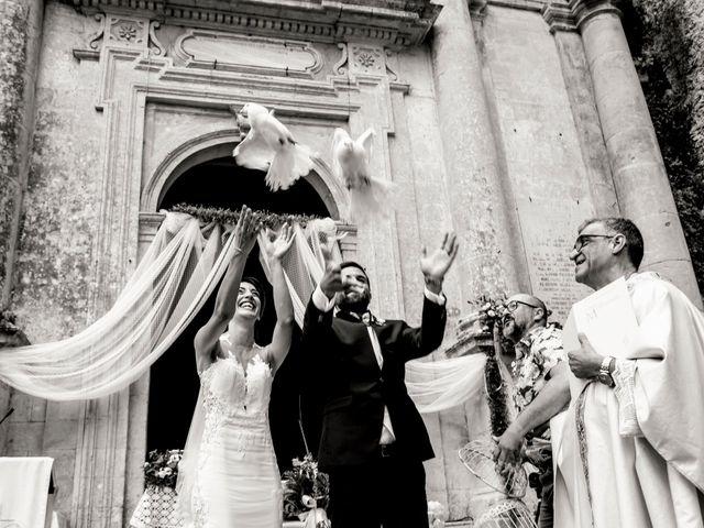 Il matrimonio di Giancarlo e Giulia a Noto, Siracusa 31