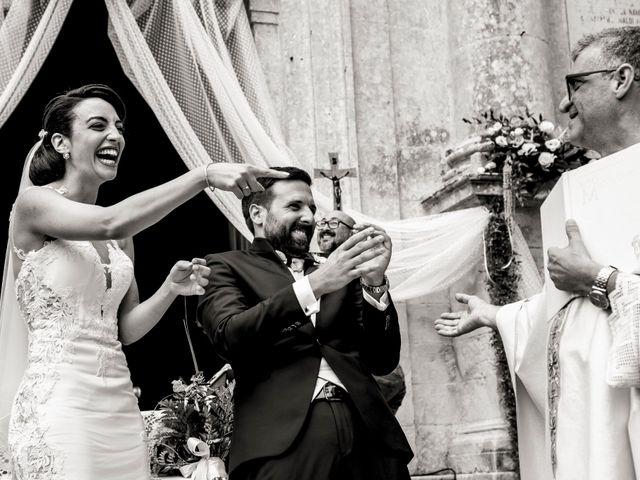 Il matrimonio di Giancarlo e Giulia a Noto, Siracusa 32