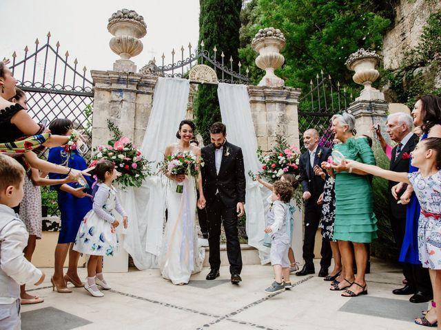 Il matrimonio di Giancarlo e Giulia a Noto, Siracusa 35