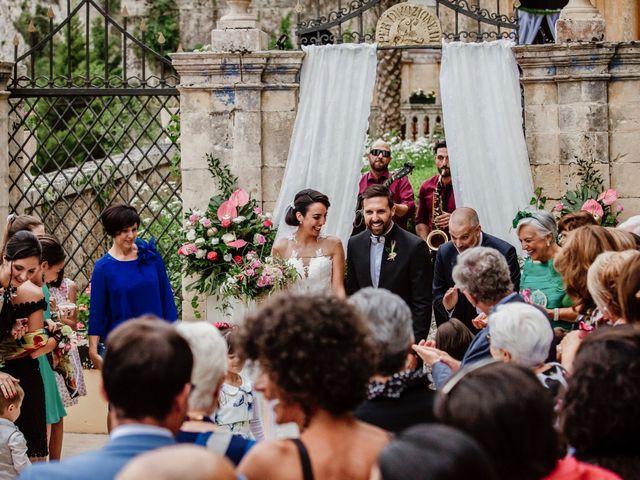 Il matrimonio di Giancarlo e Giulia a Noto, Siracusa 36