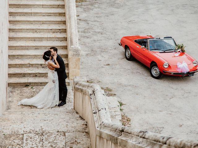 Il matrimonio di Giancarlo e Giulia a Noto, Siracusa 40
