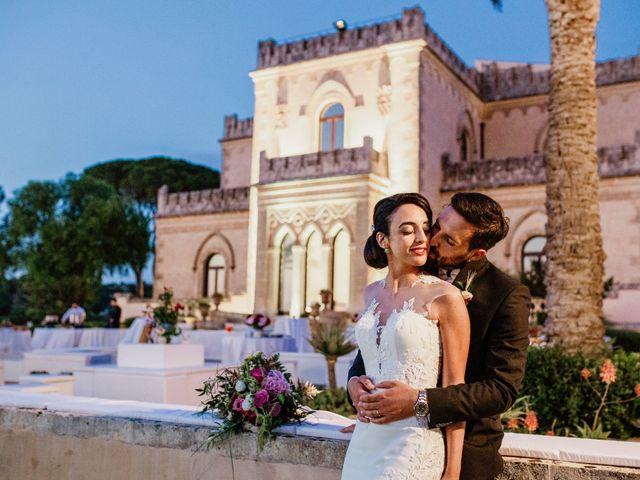 Il matrimonio di Giancarlo e Giulia a Noto, Siracusa 57
